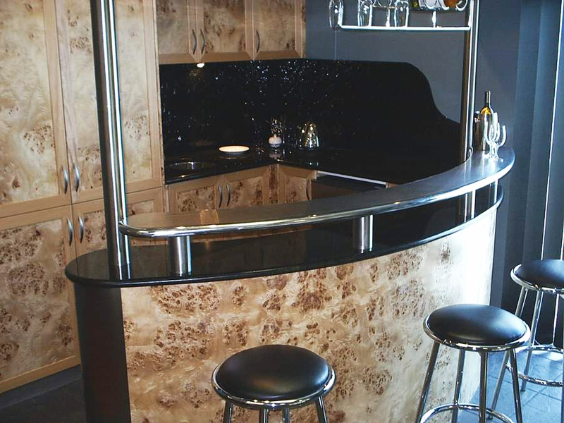 Bar Stone Bench Top