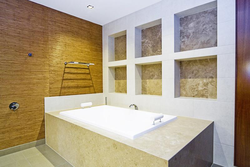 Bath Spa Stone Surround