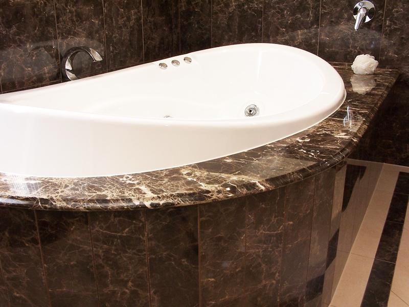 Bath Stone Surround